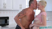 Teen creampie chair and piper perri daddy's