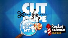 Cut The Rope Experiments Trailer #1