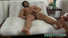 Gay male hairy feet  xxx Alpha-Male