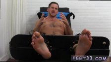 Free gay twink foot fetish and giving head