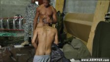 Soldier guy hairy cock gay xxx Fight Club