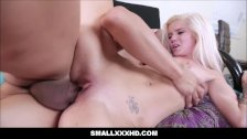 Small Teen Halle Von Fucked By Her Step Brother