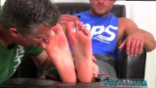 Young gay sexy bondage feet movie Marine
