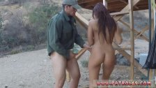 Lisa ann police uniform Brunette gets