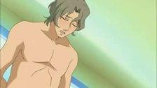 Hottest Sexy Anime Futanari Orgasm Cartoon