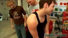 Dads making boy cry from spanking