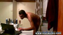 Body and dick in shower movietures gay I