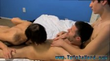 Gay sex gut punches Tristan Jaxx is looking