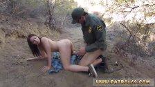 Cop fucks inmate Mexican border patrol