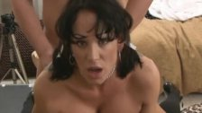 Facial expression of an anal firsttimer - duration 5:40