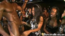 Masked stripper knows no taboo