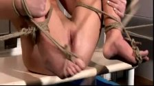 Slave whipped into submission