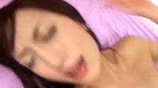 Horny Arisa Kanno rides cock like a pro