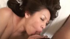 Asahi Miura hot Asian babe enjoys sex
