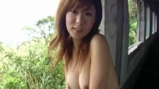Aki Katase Naughty Asian model has sex