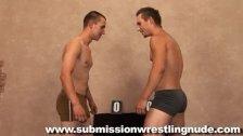 Maxim Petrovic vs Petr Pancek Nude Wrestle