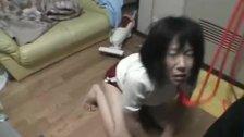 Asian model has crazy amateur porn
