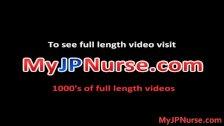 Asian nurses have a gangbang