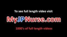 Amazing asian hot nurse 2 by MyJPNurse