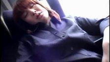 Sexy Saki Amemiya fingering herself