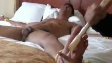 Dante Brice tickling Fetish