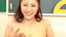 Meisa Hanai beautiful japanese teacher