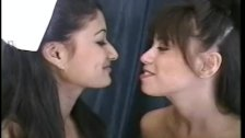 Indian chick threesome cum swap