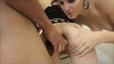 Bobbi Starr and another tattooed girlfriend