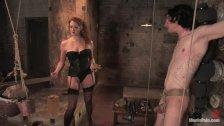 Sabrina Fox kinky mistress