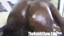 amatuer sex tape by hood couple p2 of 3