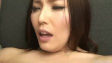 Nozomi Mashiros job interview includes tit an
