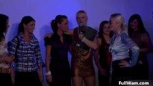 Nasty Euro lesbians getting