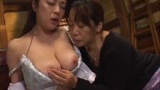 Mature nipponjin dike has steamy