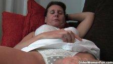 Movie:Granny Inge fingered