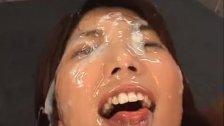Azumi Harusaki Lovely Asian girl enjoys