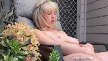 Pussy massaging