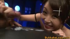 Asian Princess Marika Sucking
