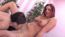 Taylor Vixen lesbian massage