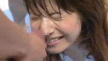 Ann Nanba Hot Japanese babe in hardcore