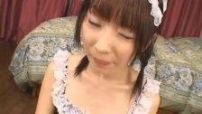 Kinky Japanese maid