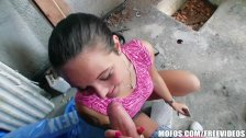 Watch this girl take dick for cash