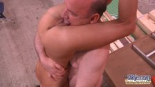 Gina Gerson pays old debt collector with fuck