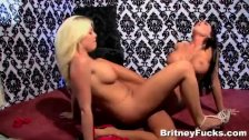 Britney Amber and Jessica Jaymes fuck