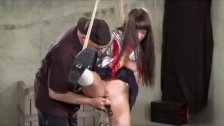 Wasteland BDSM Japanese submissive suspension