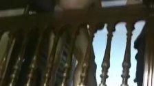 Русскую шалаву ебут в два ствола