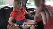 FakeTaxi - Red hot milf fucked hard