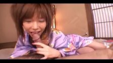 Japanese teen pussy prepared for fucking