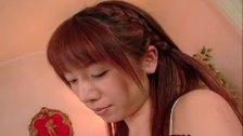 Aki Yatoh Lovely asian nurse rides
