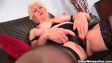 - Granny with big tits f...