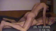 Really hot girlfriend rides her boyfriend